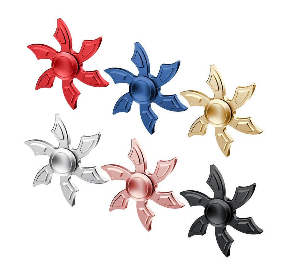 2017 zappeln spinner 5 farben hand spinner metall toys fingerspitze captain america angst handspinner kreisel kleinkasten
