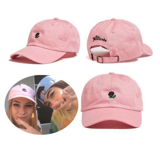9747953e24cff9 Fashion Rose Baseball Cap Snapback Hats And Caps for Men/women Brand ...