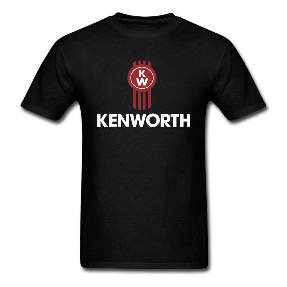 3ec7287b5c14 Wholesale- Kenworth Trucks Men s T-Shirt T660 660 Classic Semi Truck ...