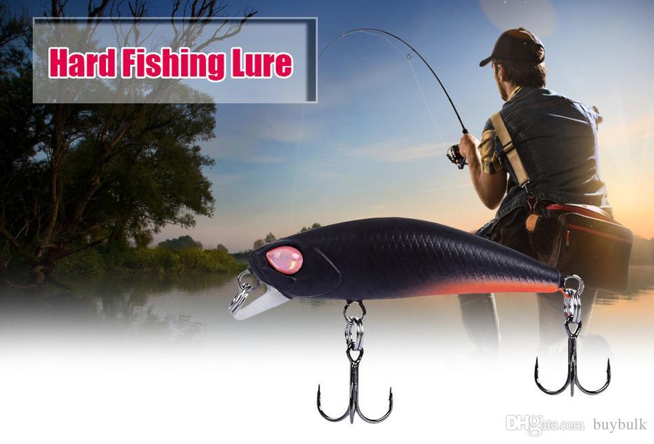 TSURINOYA DW29 Outdoor 42MM Fishing Lure Soft Baits Hard Fishing Lure Crank Bait Fish Lures 3D Eyes Lures