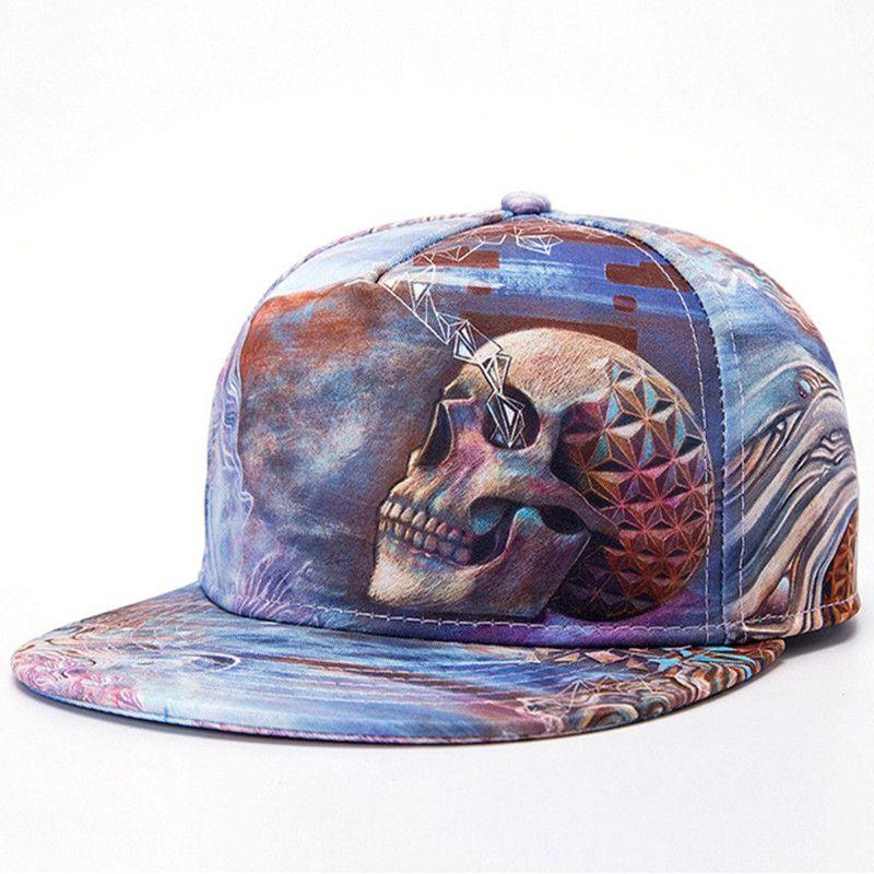skull flat baseball caps snapback vs hat cap mockup free download