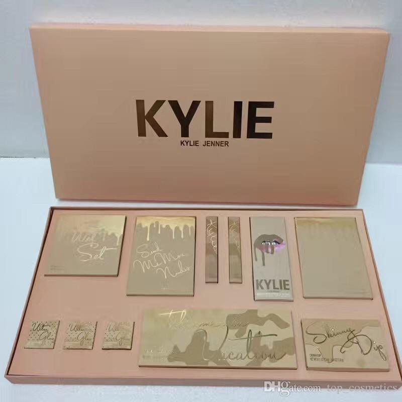 2017 Kylie Take Me On Vacation Set Kylie Jenner Make Up