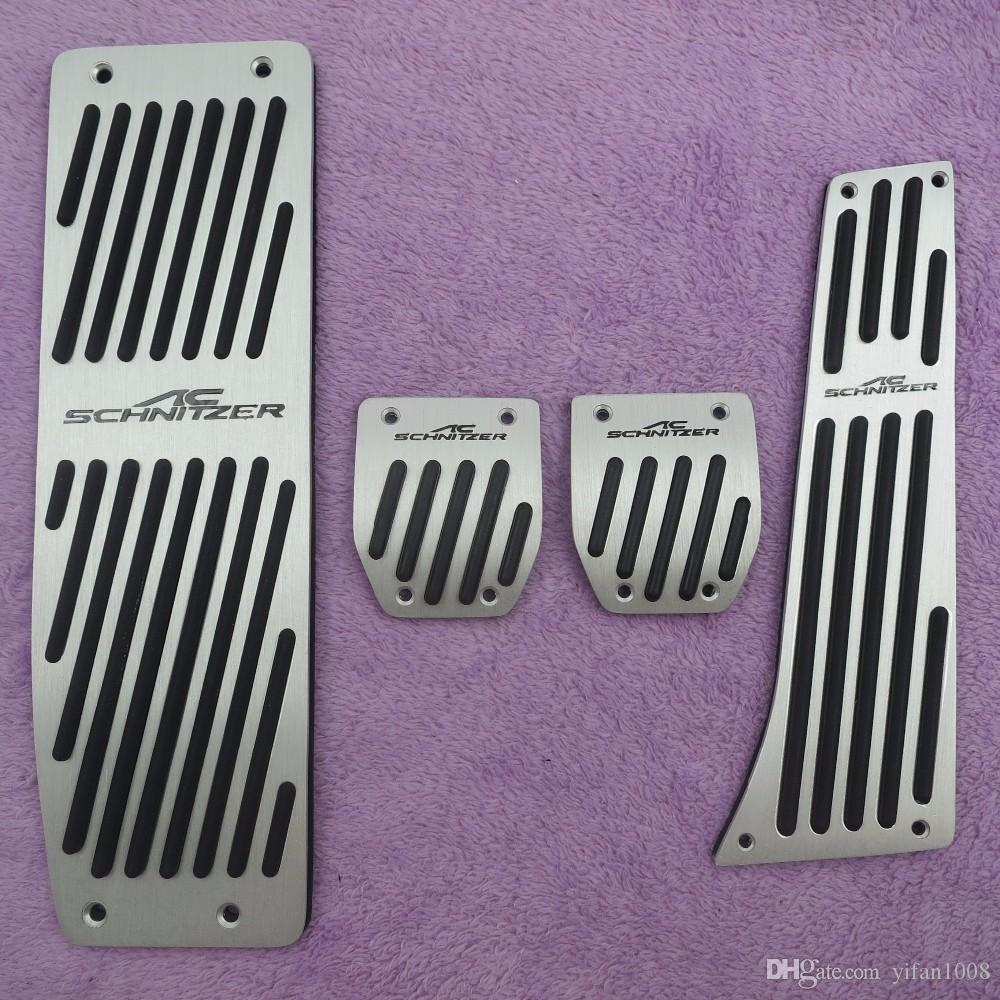 Autozubehör für BMW 3 5 Reihe E30 E32 E34 E36 E38 E39 E46 E87 E90 E91 X5 X3 Z3 MT / AT Pedal Pads Abdeckung Aufkleber Car Styling