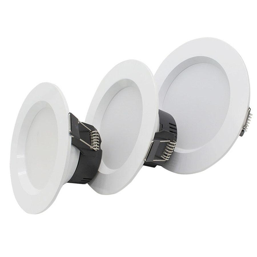 Wholesale recessed led downlights 3w 5w 7w led ceiling downlight wholesale recessed led downlights 3w 5w 7w led ceiling downlight round kitchen panel ceiling spot light home indoor lighting ac85 26 led recessed downlights aloadofball Choice Image