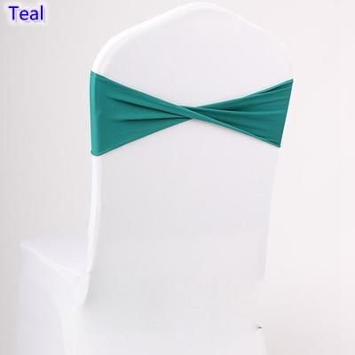 Teal Colour Spandex Sashes Lycra Sash For Chair Cover Spandex Bands Bow Tie For Wedding Decoration Banquet Design For Sale Turquoise Chair Sashes Rhinestone ... & Teal Colour Spandex Sashes Lycra Sash For Chair Cover Spandex Bands ...