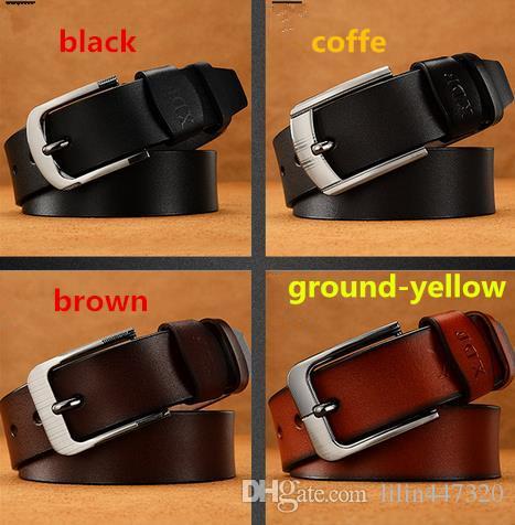 2017 ceinture de mode designer ceintures marque boucle ceintures pour hommes haute qualité en cuir hommes et femmes en cuir ceinture taille ceinture aiguilles