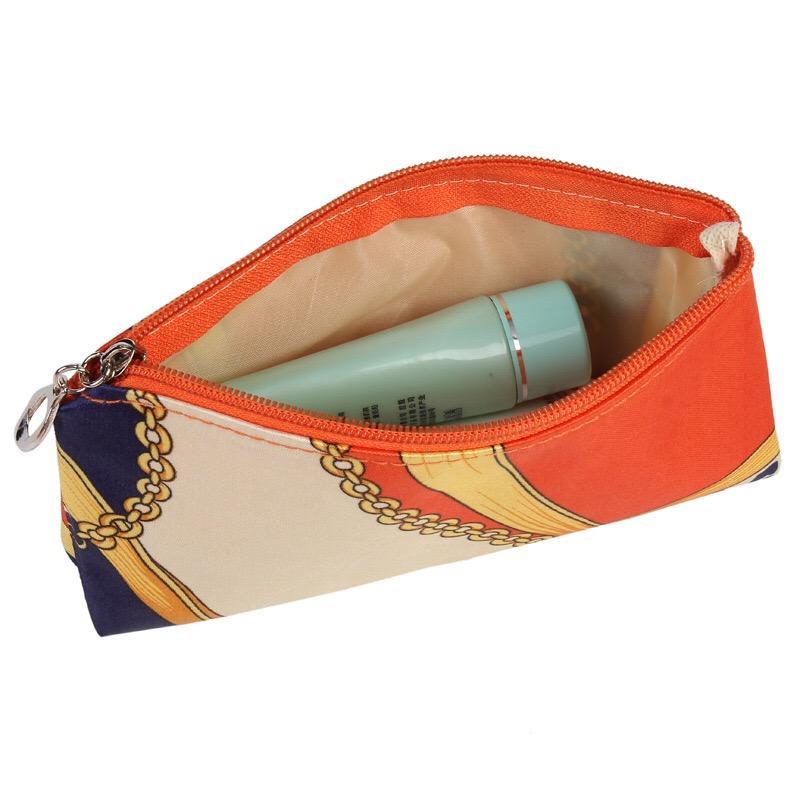 Pvc cosmetic bag/zip lock travel pvc bag/beauty pvc cosmetic bag with the best design