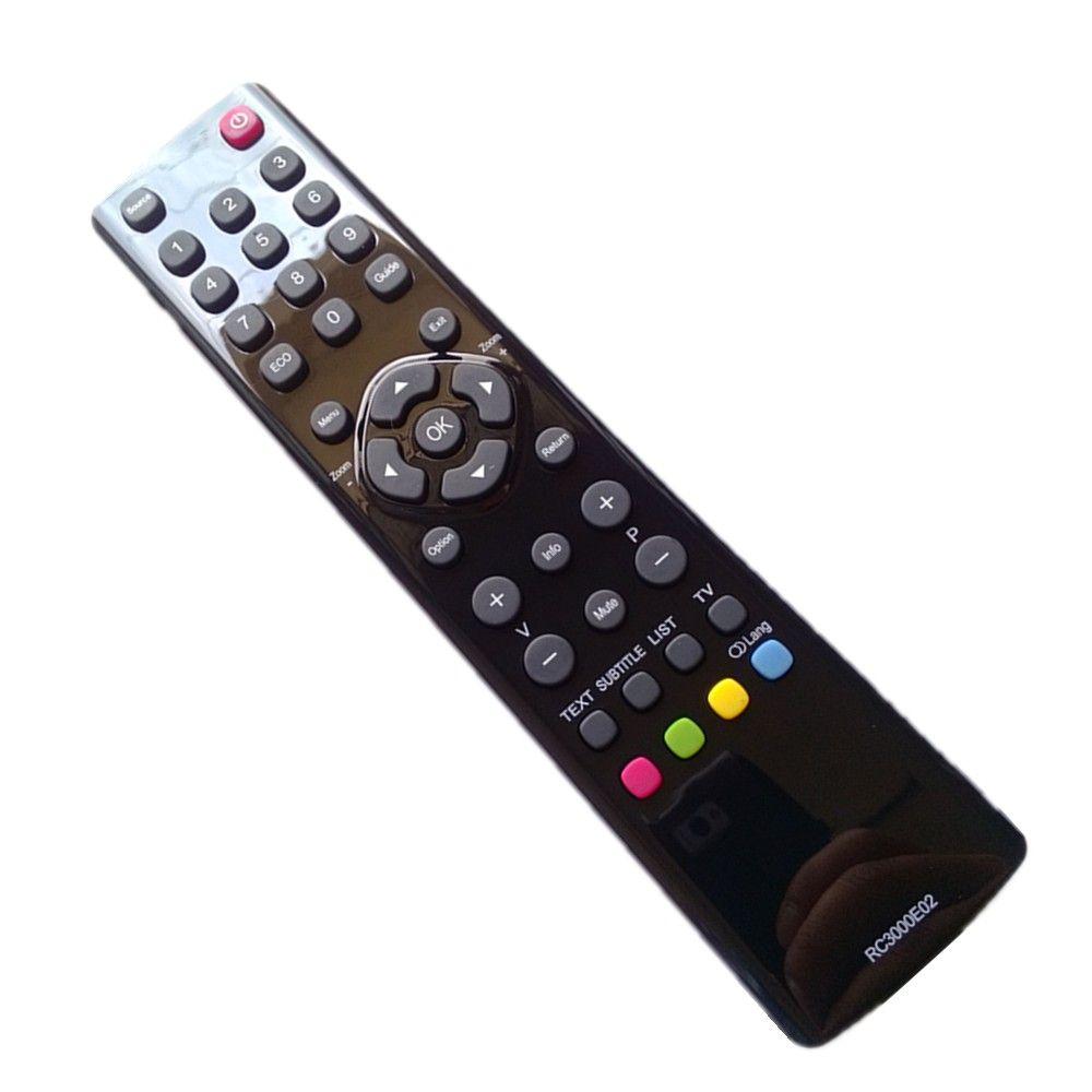Wholesale-RC3000E02 remote control use for TCL LED TV