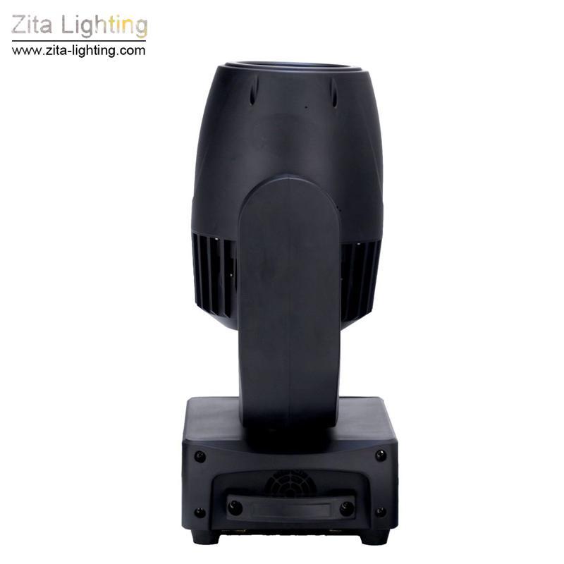 Zita Luzes de Palco de Iluminação LEVOU 150 W Luz Em Movimento Da Cabeça Sharpy Feixe de Ponto DMX 512 Festa de Casamento DJ Efeito Disco de Luz Led