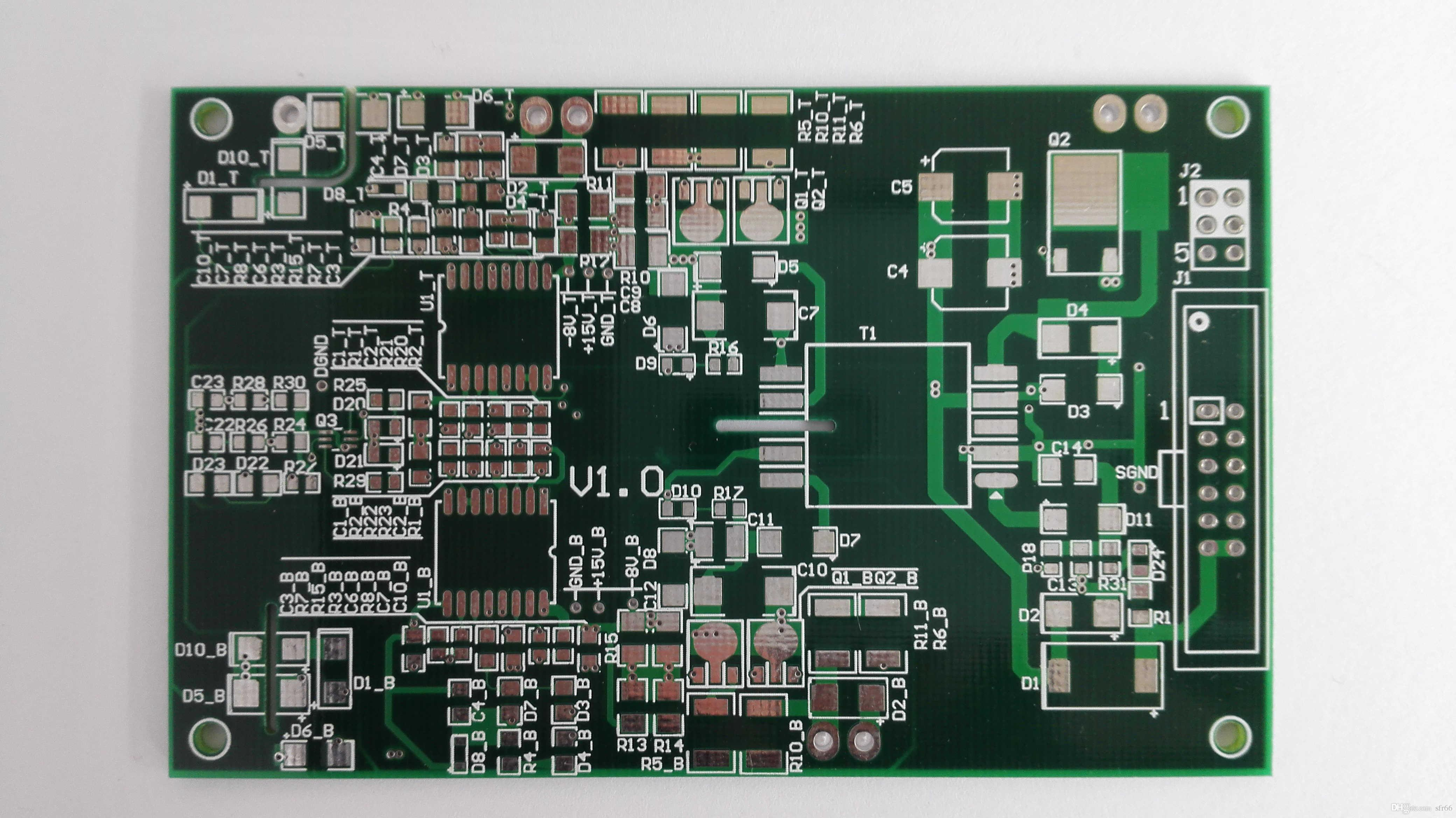 b Fr4 Multi Layer Boards Custom Pcb Mass Producton Pcb Board ...