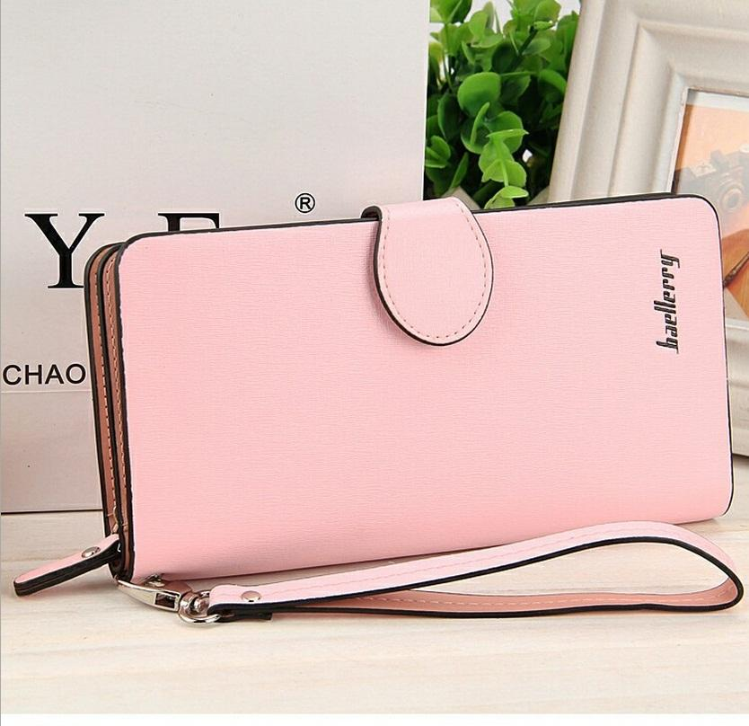 421e9e996b3 Wholesale- Free shipping Hot sale Newest Arrival Fashion Desiner Lady pu Leather  Wallets women's Wallet purse Factory Directly 13845-3