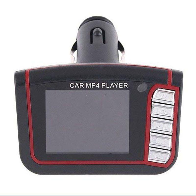 1.8 Inç CSTN Ekran Araba MP3 Çalar MP4 Dahili Kablosuz FM Stereo Verici SD Kart Ile H092