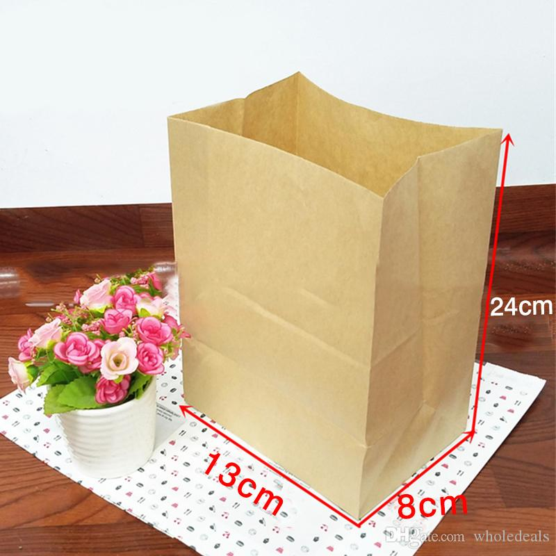 Kraft Paper Bags Wedding Party Favor Treat Candy Buffet Bag/Envelope Gift Wrap New