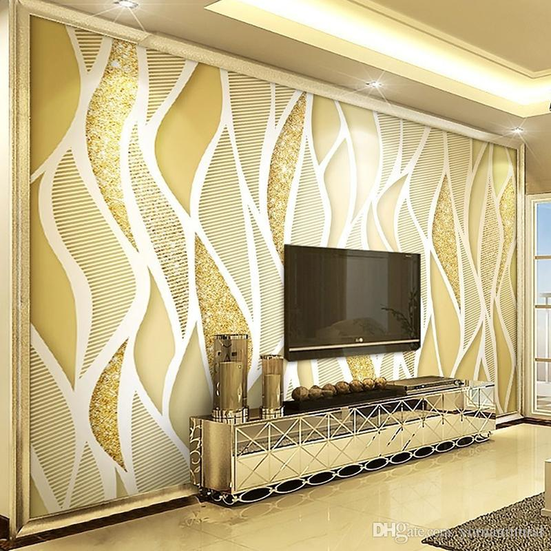 Classic Wallpaper 3d Custom Photo Paper Mural Decoration 3d Wall ...