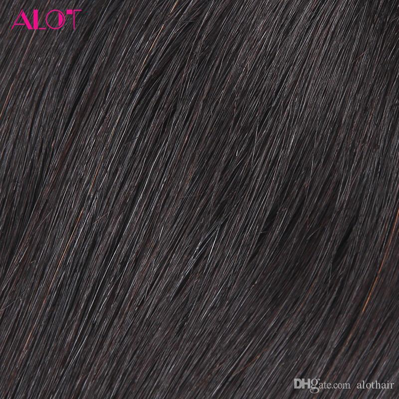 Brazilian Virgin human hair 3 bundles straight 100% Unprocessed Peruvian virgin hair cheap hair extensions 100g/Bundles bundles Weaves ALOT