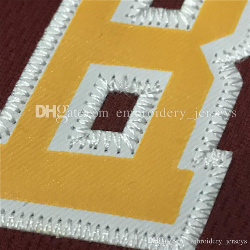 NCAA Top-Qualität ASU # 13 James Harden Basketball Jersey Herren Sportbekleidung gestickte Logos Günstige Sporthemden