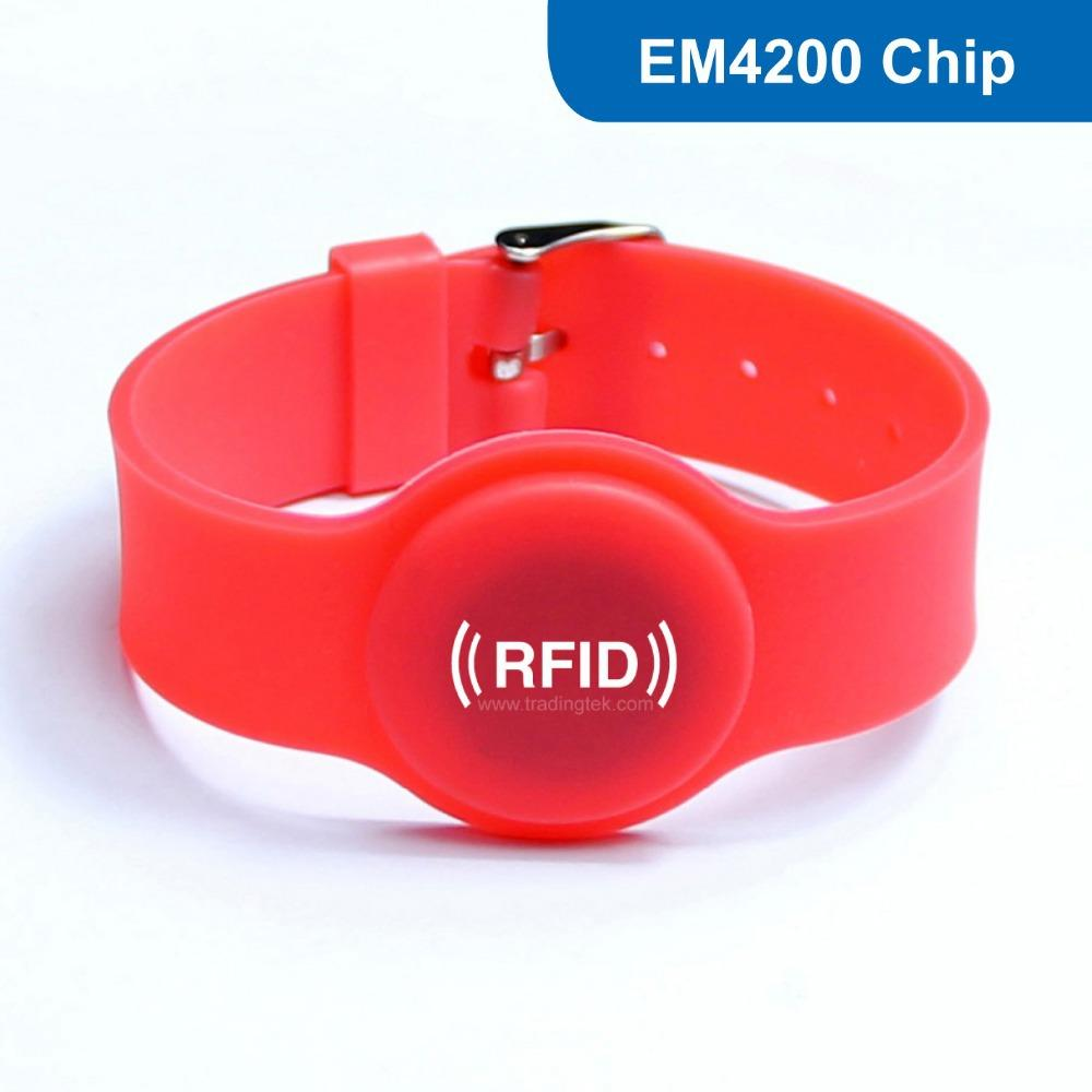 buckle rfid clip bracelet bluelands shenzhen clipuhfrfidwristbands uhf and wristbands silicone