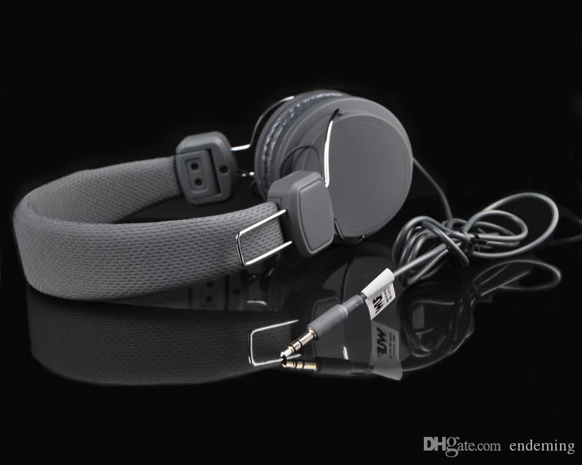 High Quality Stereo Headset Wired Headphones Music Heaphone For Iphone Samsung Sony Huawei Xiaomi IPhone MP3 MP4 Over Head Headphones