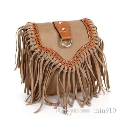 f57ce472ddaa 2016 Hotsale Fashion Design Shoulder Bag Handbag Fashion Style Lady Bags  Tassel for Picking Bag Handbag Women Bag Online with  23.36 Piece on  Min910 s Store ...