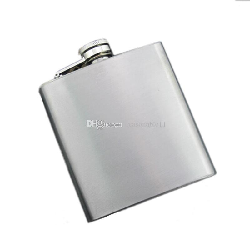FDA Tested 8oz stainless steel Hip flasks, pocket flask , wine flask , liquor flask,wedding gift, laser welding