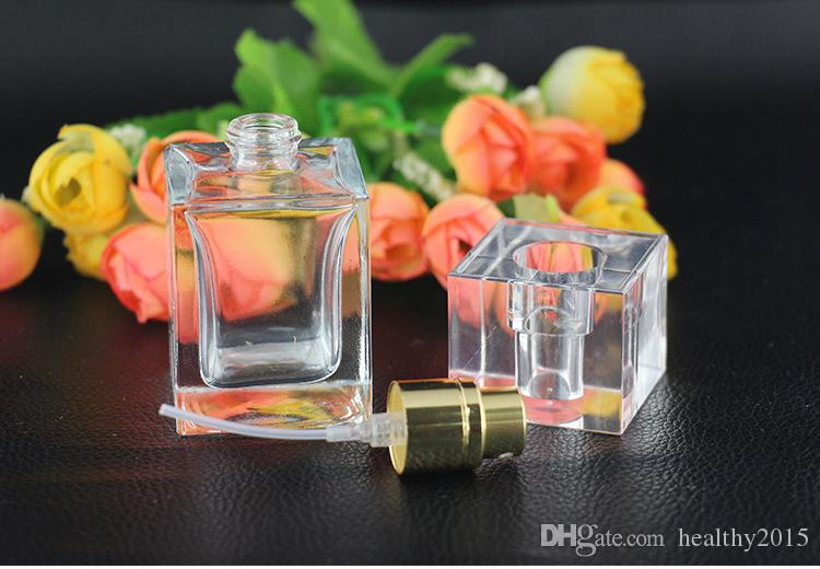 USA Market Best Selling Spray Bottles 30ml Glass Perfume Bottles Wholesale Fragrance Parfum Atomizer For Olive Oil