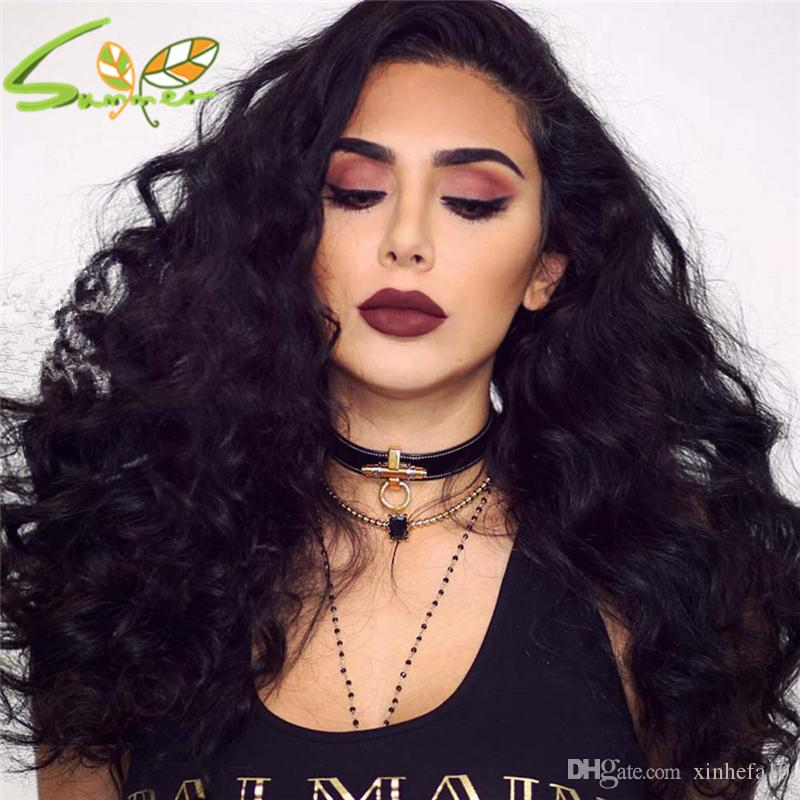 Brazilian Lace Front Wig Deep Wave Human Hair Wigs Full Lace Human Hair Wigs For Black Women Human Hair Wigs With Baby Hair