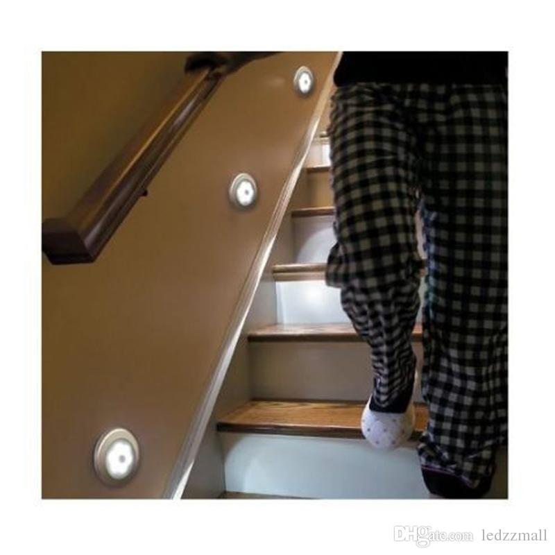 2018 Led Stair Lights Pir Motion Sensor Automatic Hallway Kitchen Night  Light Led Sensor Stair Light Fast Shipping From Ledzzmall, $13.57 |  Dhgate.Com