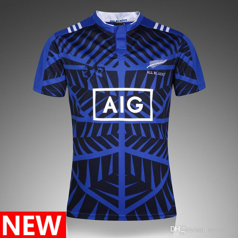 2019 Top Quality 2017 New Zealand All Blacks Maori Home Away Rugby Jerseys  16 17 Blues Camouflage Rugby Jerseys Shirt S 2XL From Sports 3a 4b04cdcff