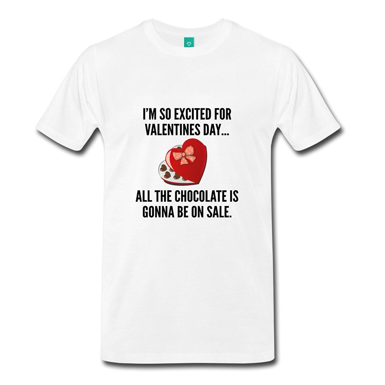 2017 Fashion Hot Sell Chocolate Funny Valentine S Day Men S Premium