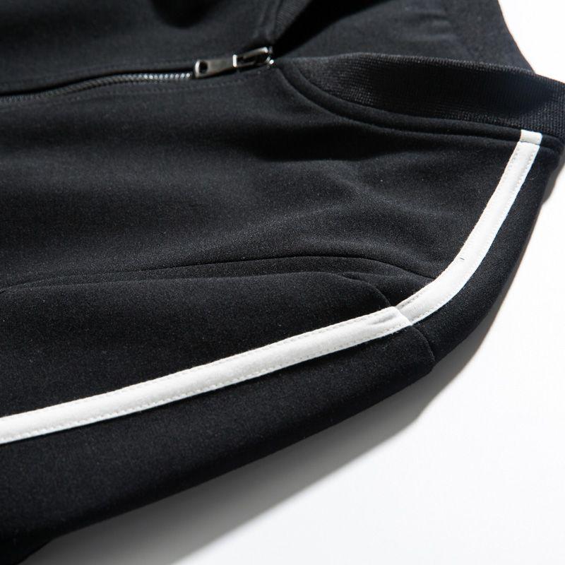 Мужчины Бейсбол Куртка 2017 Новая Мода Весна Осень Повседневная Все Матч Пальто С Длинными Рукавами Одежда Верхняя Одежда Пальто