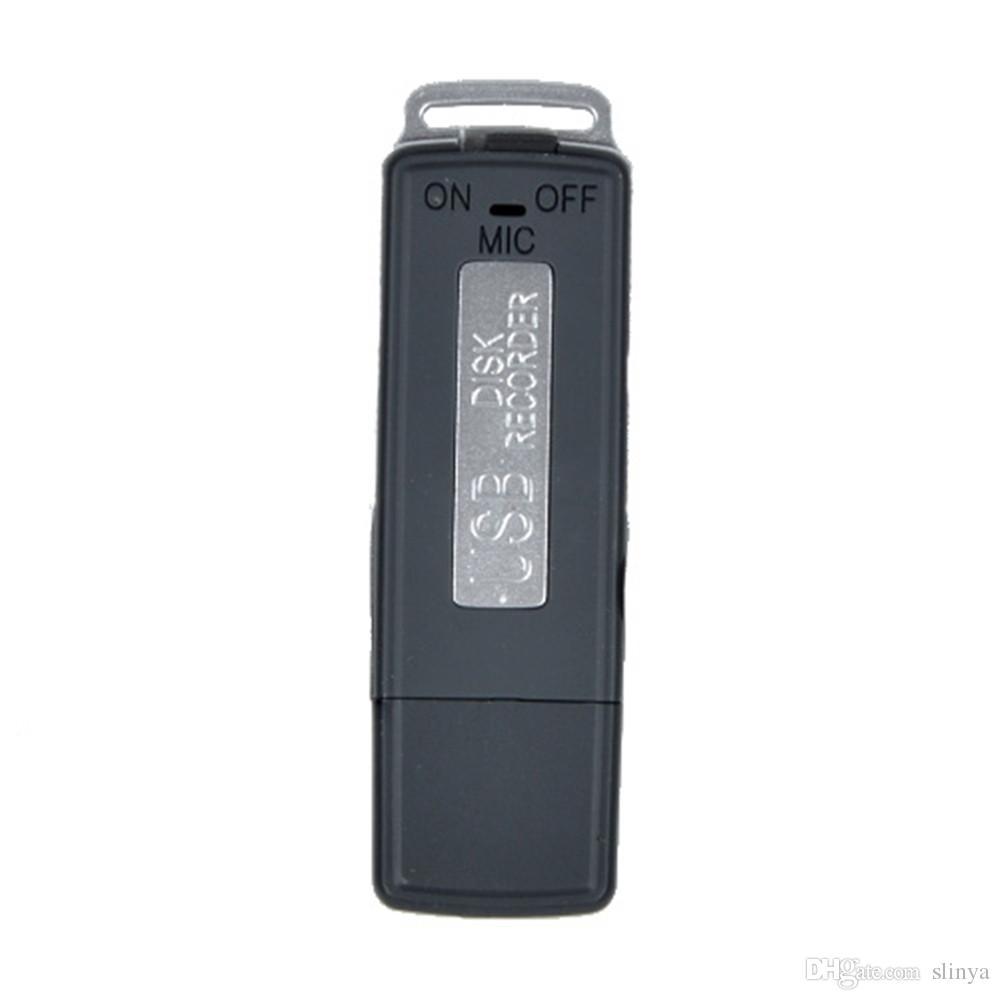 SK-868 4GB 8GB USB فلاش حملة مصغرة المحمولة تسجيل صوتي رقمي USB مسجل الصوت