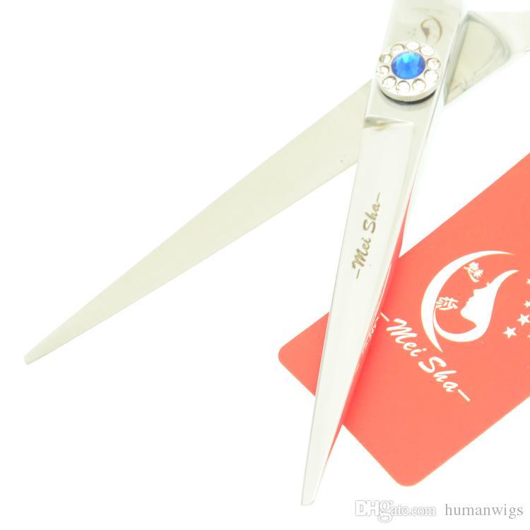 6.0 Inch Meisha Professional Barber Scissors Dragon Manico Forbici da taglio capelli JP440C Forbici da parrucchiere uso domestico, HA0269