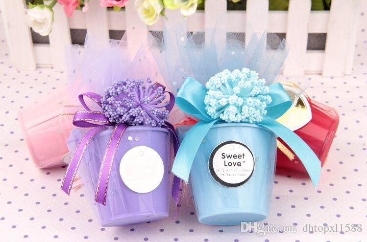 New Wedding Candy Mini Bucket Wedding Favors Mini Bucket Candy