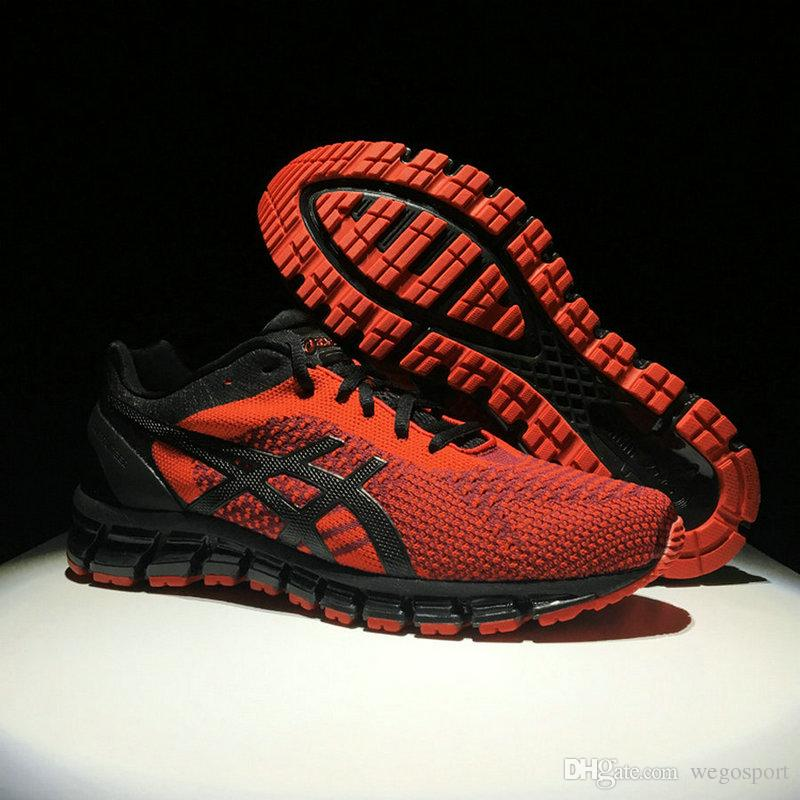 finest selection b8691 23e92 2018 Asics Originals Gel Quantum 360 Knit Buffer Running Shoes Mens Sport  Ultra Boots Best Basketball Shoes Sneakers Canada 2019 From Wegosport, ...