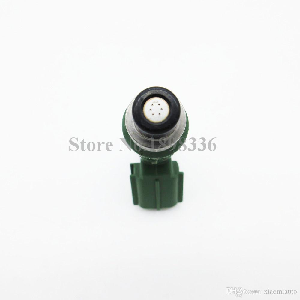 4 Pçs / lote Injectores de Combustível 1001-87K80 100187K80 6 Furos 700cc para Toyota Camry Corolla Nissan 1JZGTE 2JZGTE RB20DET RB26DETT E85