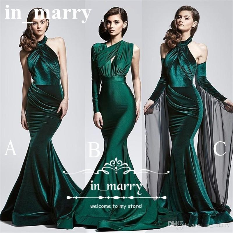 https://www.dhgate.com/product/sexy-emerald-green-mermaid-velvet-evening/396014437.html