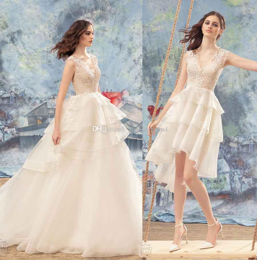 ad2360e5c91c903 Слоистой юбке павлин свадебные платья 2017 papilio свадебные платья  принцесса ба