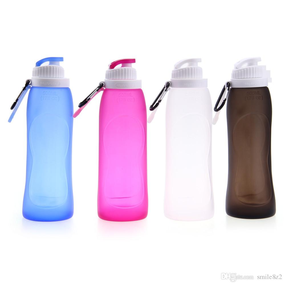 500ML Bicycle Water Bottle Bike Cycling Accessories For Outdoor Sport Functional