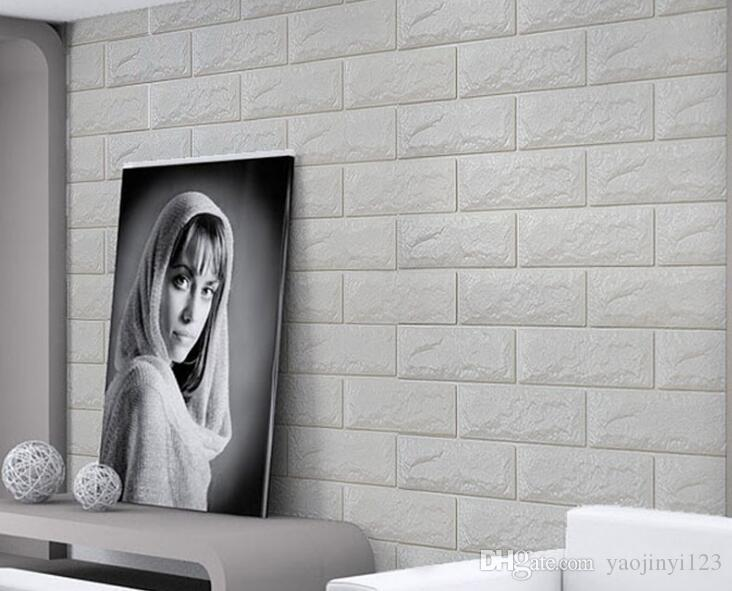 romantic embossed 3d wall panel faux brick wall panels xpe material wall sticker wall quotes decals wall quotes stickers from yaojinyi123 dhgate