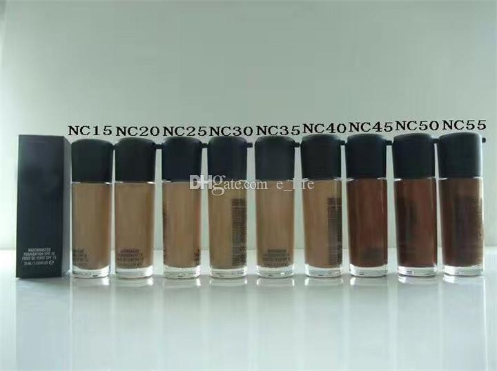 FREE SHIPPING NEW AAA quality MATCHMASTER liquid foundation SPF15 35ML