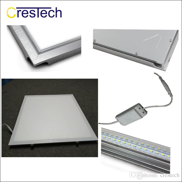 Aluminum housing 2ft LED panel lights LED grid commercial ceiling lights recessed or surface downlight LED lamps