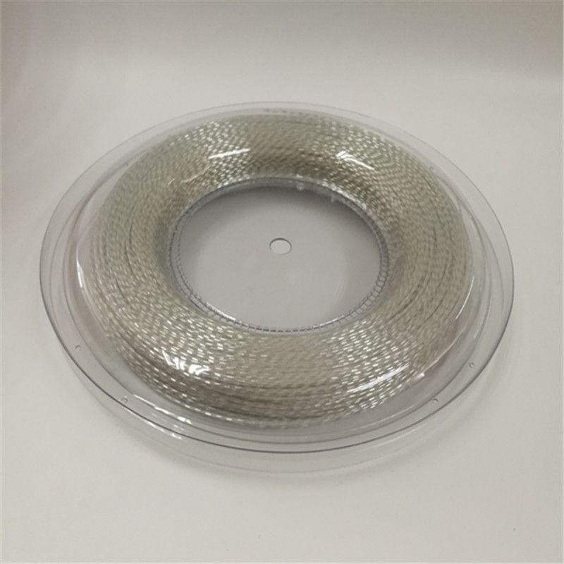 KELIST quality Durable Retractable Nylon Gauge in 1.35MM Tennis Racket String 200 m/reel