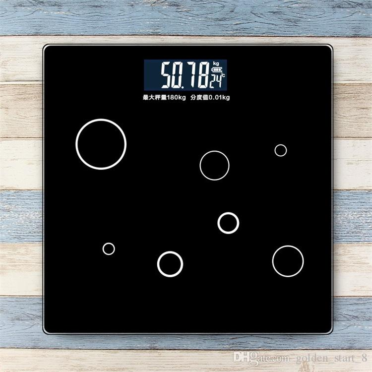 2017 7 Different Models Digital Bathroom Scales / Weight Scale / Weighing  Scale , Floor Scales Household Electronic Body Bariatric Lcd Display From  ...