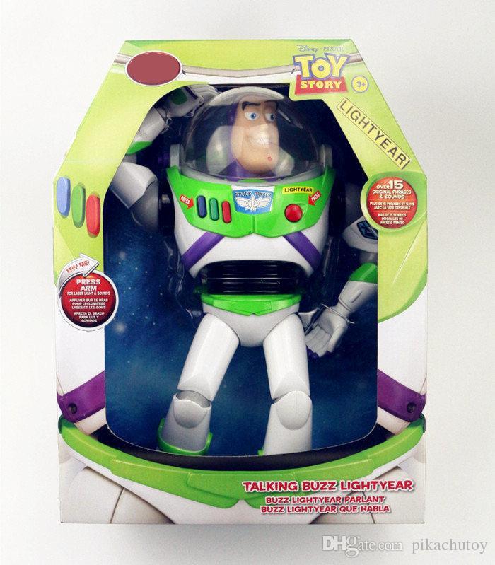 Buzz Lightyear Toy Box