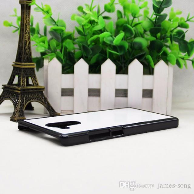 For Huawei P7 P6 P8 P9 Lite Mate S 9 8 / 7 / Honor V8 P10 Lite 5X 4X 3X 5C 4C DIY 2D Sublimation hand PC Blank cover Case