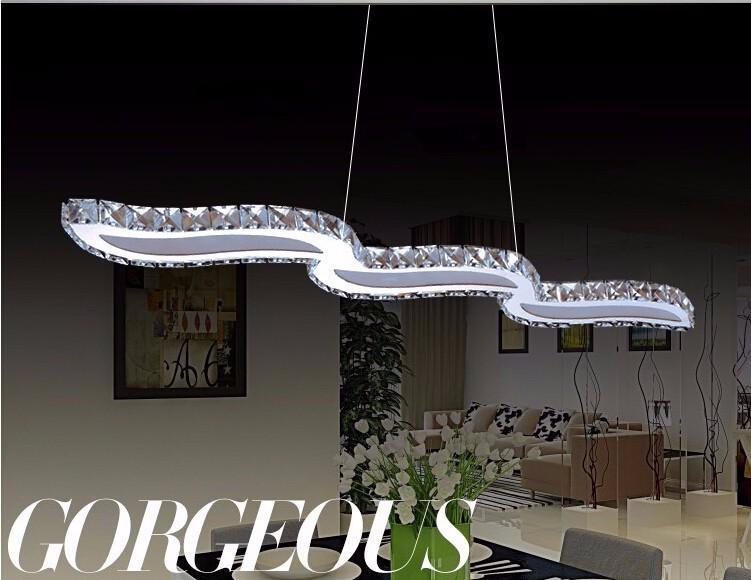 Led Kronleuchter Rund ~ Großhandel moderne luxus silber kristall led kronleuchter kristall
