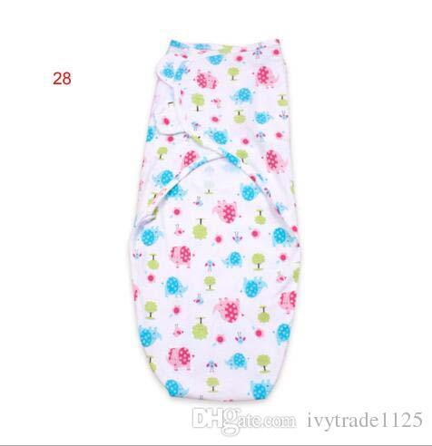 29 styles Fashion New Korean Swaddle Newborn Sleeping bags baby sleepsacks wraps Baby Swaddling Sleep Bag Infant Wrap