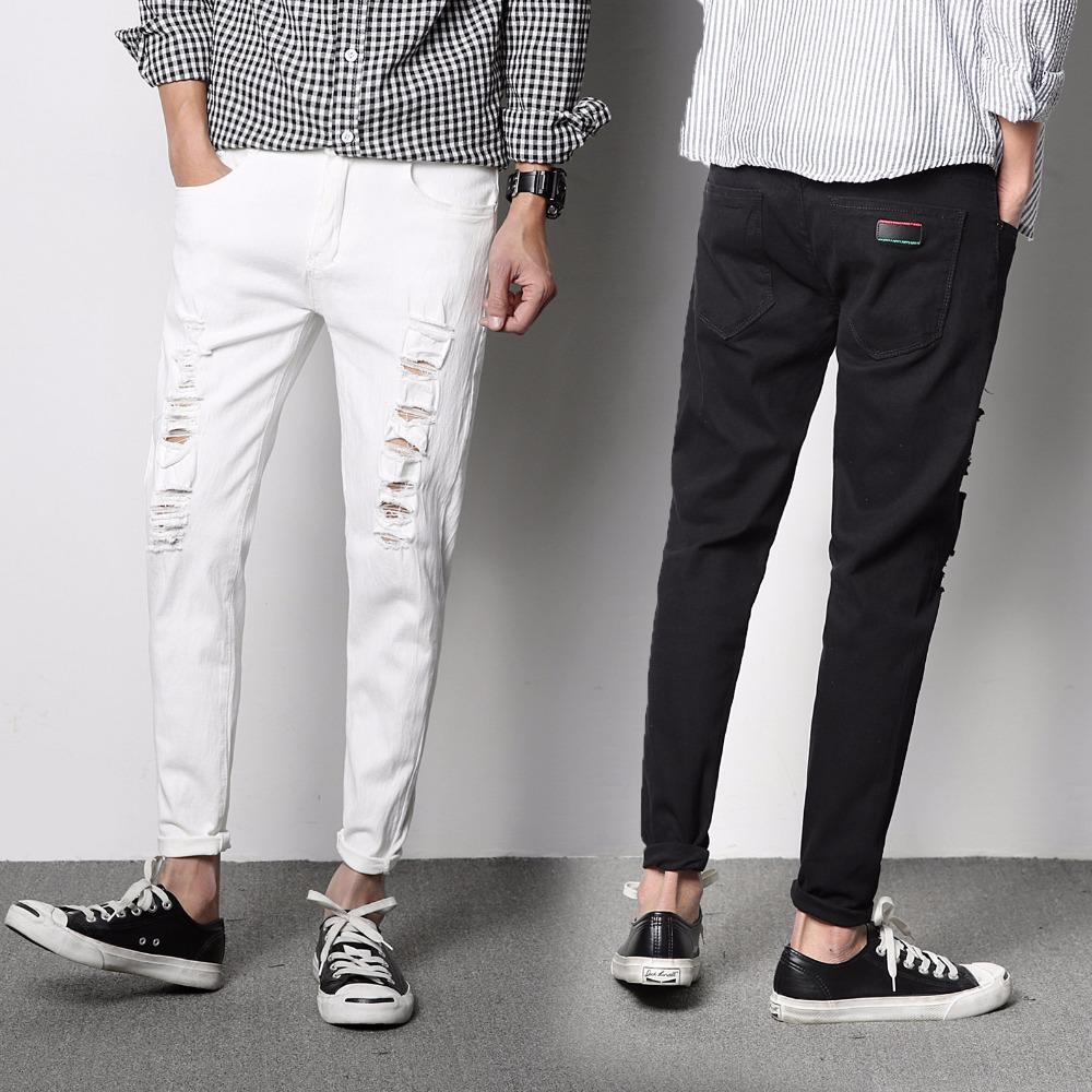 Acheter Vente En Gros Marque Jeans 2017 Hommes D Chir Jeans M Le