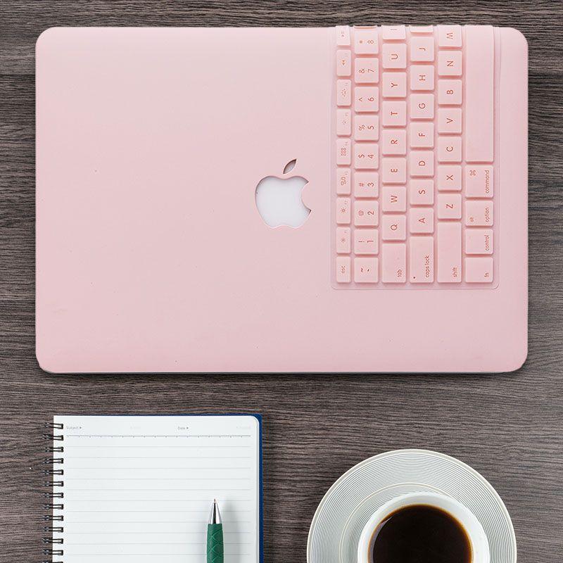 Compre Caso Duro De Quartzo Rosa Fosco + Pele Do Teclado Para Macbook Pro 13  SEM Barra De Toque De Ailsachenstar,  20.37   Pt.Dhgate.Com b6d840ebf9