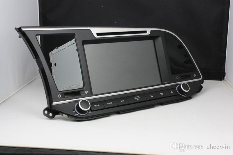 8inch Car DVD player android 5.1 OS para Hyundai Elantra 2016 con GPS, control del volante, Bluetooth, radio